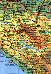 The Peoples Guide To Mexico Maps Dealers Sources - Mexico road map